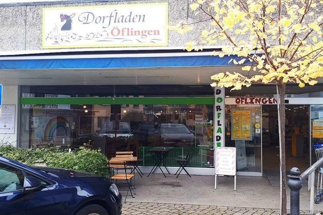 Der Öflinger Dorfladen hat während der Corona-Pandemie viele neue Kunden gewonnen