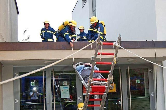 Die Rheinfelder Helfer sind für den Katastrophenfall gut gerüstet