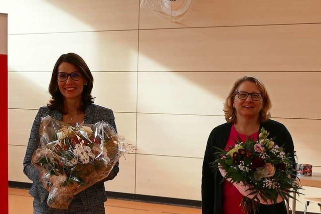SPD setzt weiter auf Rita Schwarzelühr-Sutter im Bundestag