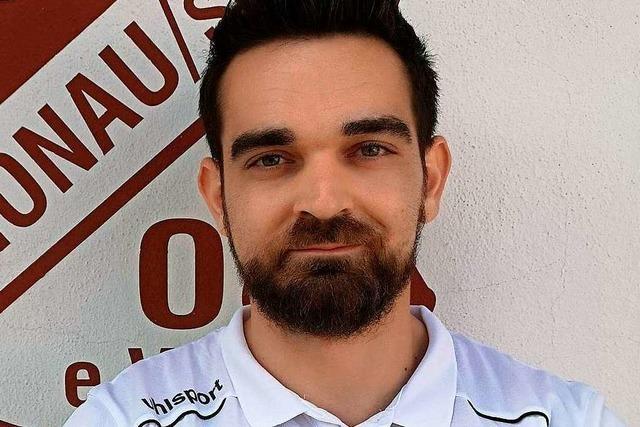 Schönau-Trainer Matthias Steinebrunner: