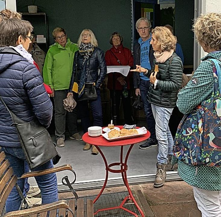 Tour durch Freiburg zu Fuß und für den Gaumen    Foto: Martina Fahrländer