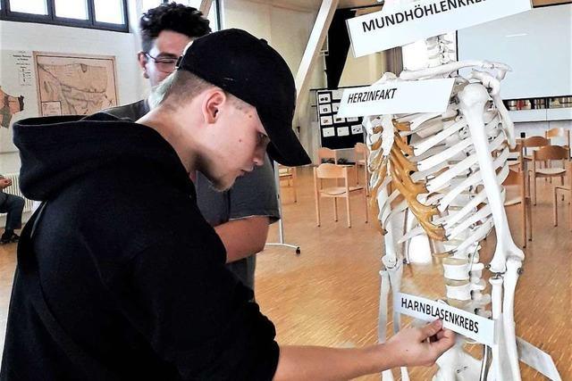 Neues Suchtpräventionsprojekt für Jugendliche