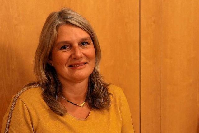 Alexandra Hoffmann ist neue Rektorin an der Rheinschule Neuenburg