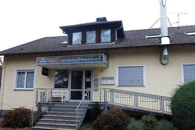 Ein Verein aus Bollschweil will den Sexauer Bergmattenhof pachten
