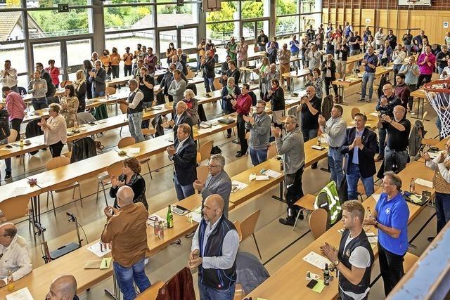 Narrenkonvent ohne Rahmenprogramm