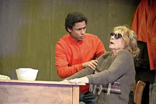 Diana Körner und das Agon Theater gastieren mit dem Stück