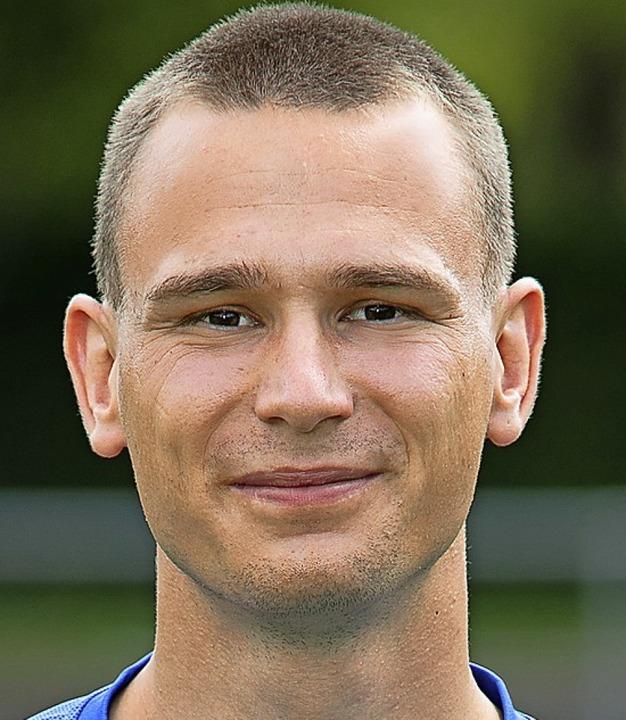 Siegtorschütze: Marvin Stöhr  | Foto: SV Weil