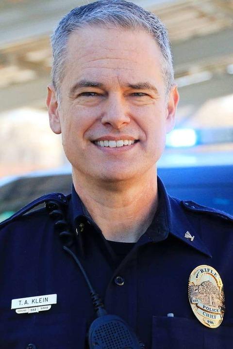 Polizeichef Klein  | Foto: Przybilla