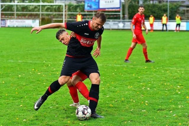 Platzregen lässt den FC Auggen im Duell gegen Elzach erwachen