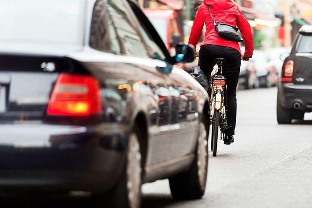 Diskussionen zur Verkehrswende in Lahr