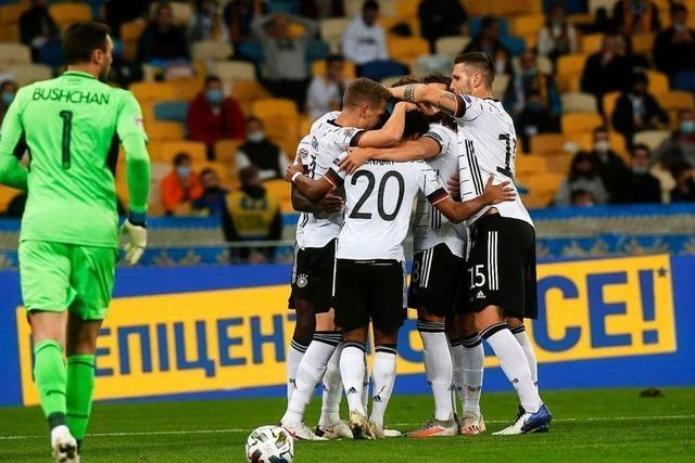 Wie Joachim Löw die Leistung des DFB-Teams bewertet