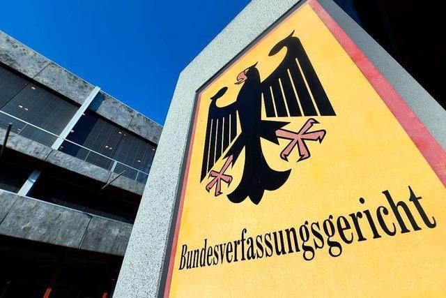 Folgen der Corona-Regeln: Berliner Politiker bekommen in Karlsruhe kein Bett