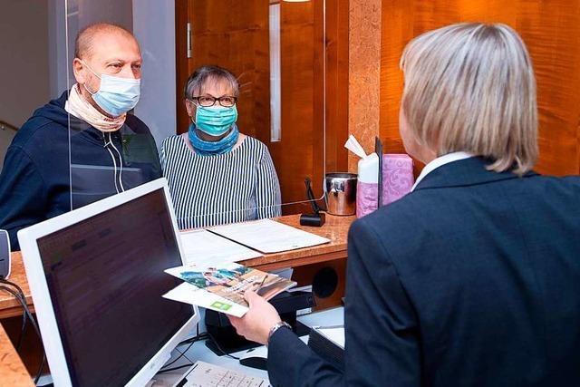Hoteliers sind unglücklich über die Beherbergungsverbote