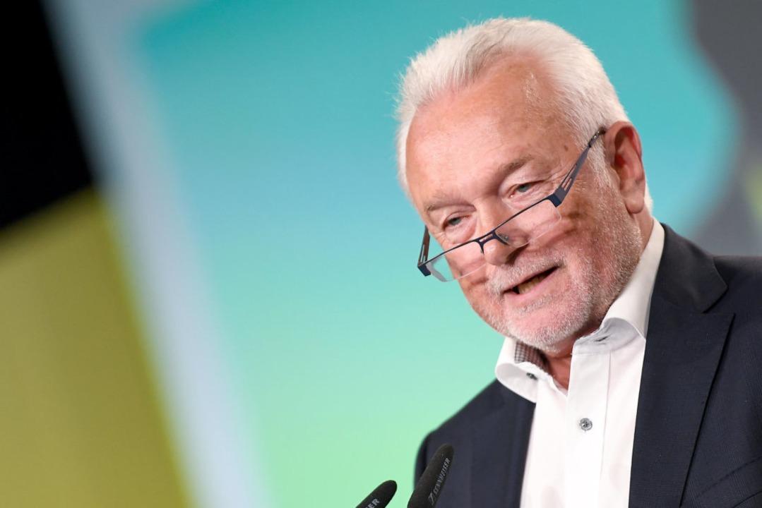Wolfgang Kubicki übt Kritik.  | Foto: Britta Pedersen (dpa)
