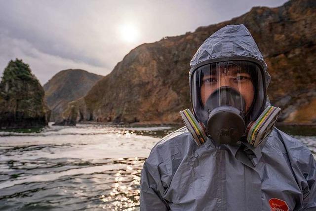 Umweltkatastrophe in Russland: