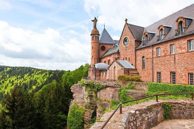 Erkunden Sie mystische Wallfahrtsorte im Elsass!