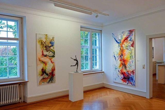 Zwei Ausstellungen sind im Haus Salmegg in Rheinfelden geplant