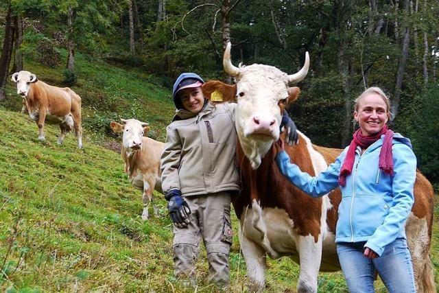 Eine Initiative will Zukunftsperspektiven für die Landwirte im Kreis Lörrach schaffen