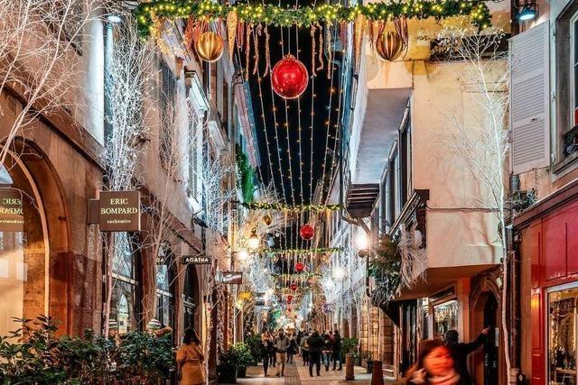 Der Weihnachtsmarkt soll mit Ständen in Abstand stattfinden