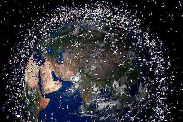 Neue deutsche Spitzentechnik soll Unfälle von Satelliten verhindern