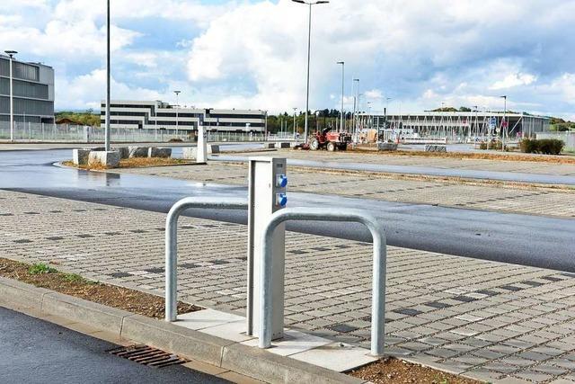 Umzug des Wohnmobil-Stellplatzes ans neue SC-Stadion verzögert sich
