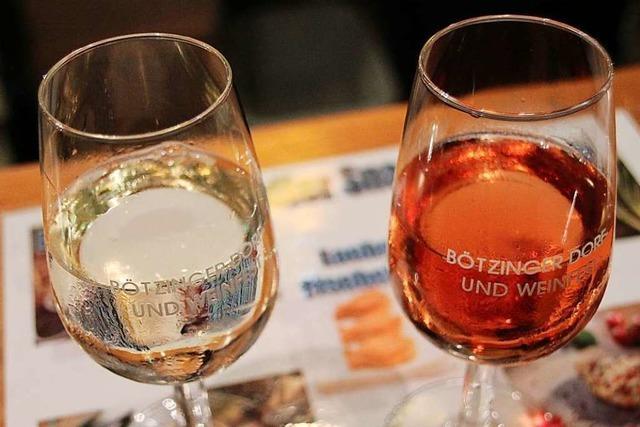 Auch der Ersatztermin für das Bötzinger Weinfest ist gestrichen