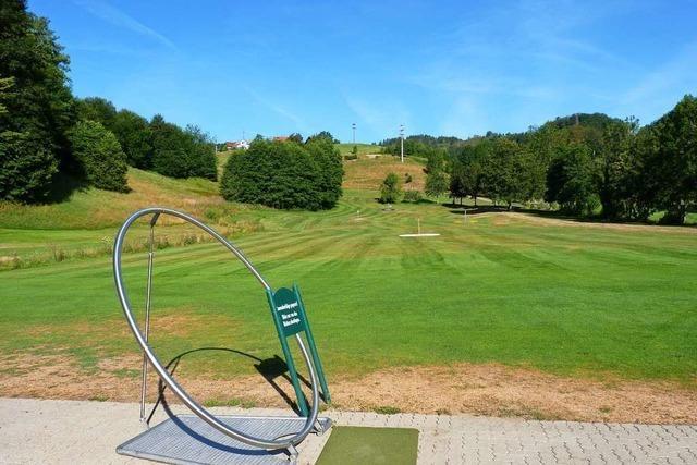 Einbruch beim Golfclub Schönau