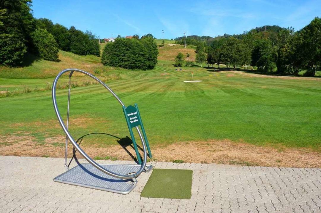 Innerhalb einer Woche drangen unbekann...traf es das Vereinsheim des Golfclubs.  | Foto: Sattelberger