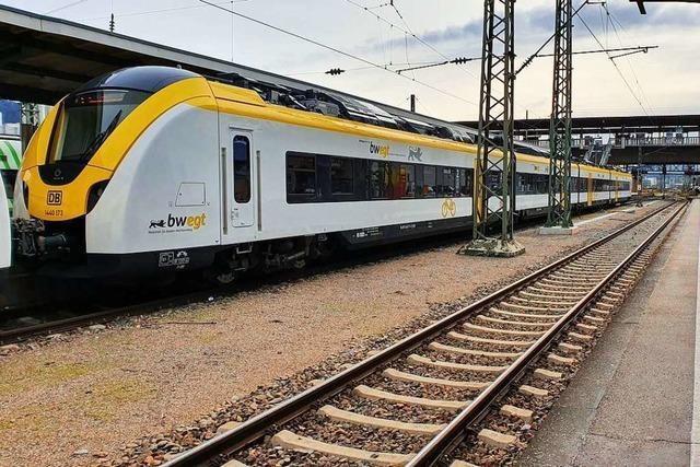 Starke Verspätungen führen zu Zugausfällen