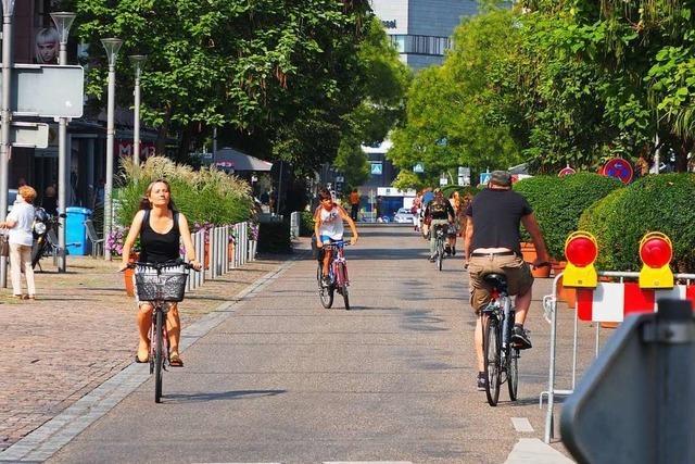 Weiler wollen lieber eine Fußgängerzone statt einer Einbahnstraße