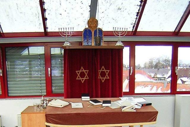 Jüdisches Leben ist in Emmendingen wieder selbstverständlich