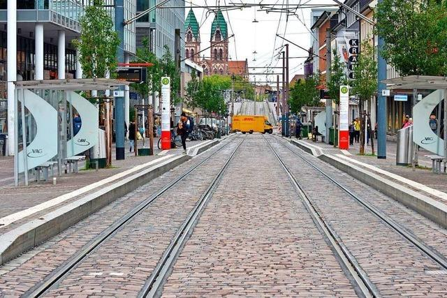 Neuer Streiktag: Am Mittwoch fährt in Freiburg keine Straßenbahn