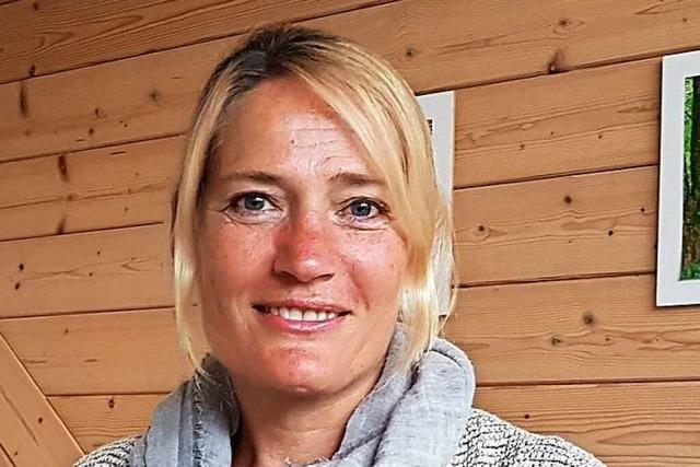 Tanja Steinebrunner bleibt die einzige Bewerberin in Fröhnd