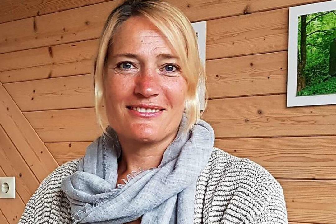 Tanja Steinebrunner wurde im Jahr 2012...e  Wiederwahl ist sehr wahrscheinlich.    Foto: Gerald Nill