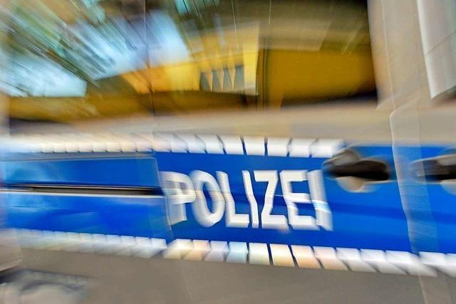 Schwerer Verkehrsunfall am Samstag in Bötzingen