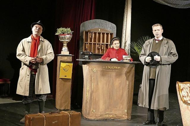 Das Theater am Kastelberg zeigt Erich Kästners Klassiker