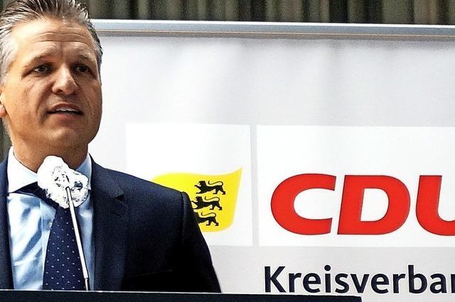CDU ist auf Superwahljahr gefasst