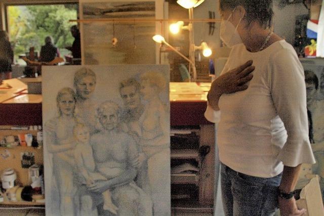 Feine Skulpturen, fesselnde Soulstimme