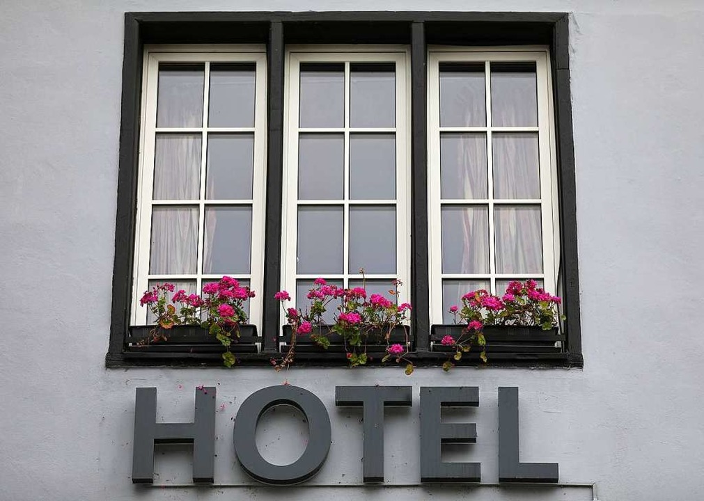 Wer darf hier übernachten? Das hängt davon ab, woher die Gäste kommen.  | Foto: Oliver Berg (dpa)