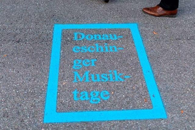 SWR sagt Donaueschinger Musiktage ab