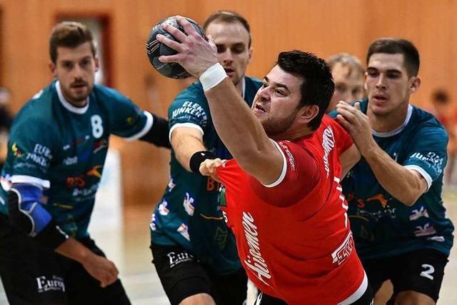 Fotos: TuS Oberhausen lässt im Handball-Derby den TV Herbolzheim alt aussehen