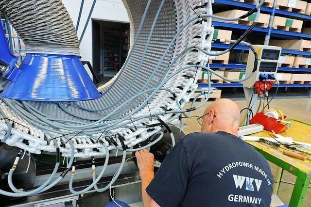 Coronakrise führt zu Jobverlusten bei südbadischem Wasserkraftwerk-Bauer