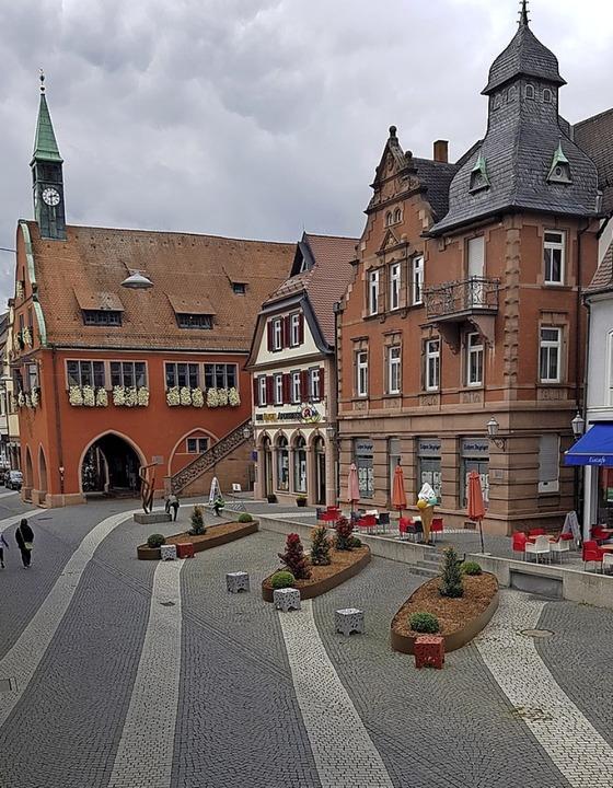 Der Urteilsplatz in Lahr  | Foto: Christian Kramberg