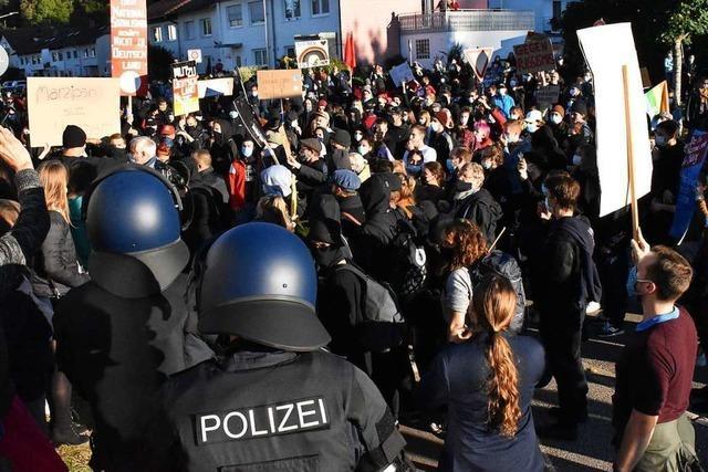 Polizisten im Landkreis Lörrach können keine Überstunden abbauen