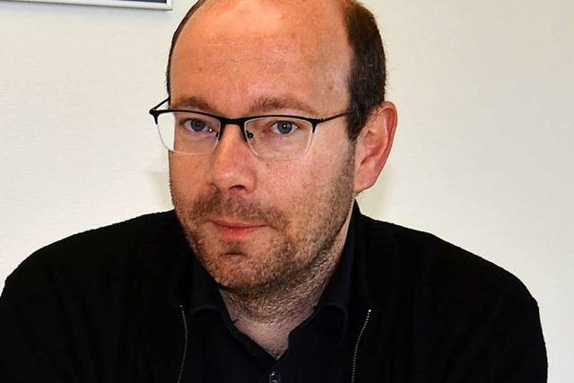 Pfarrer Steffen Mahler verlässt Efringen-Kirchen