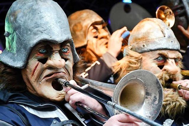 Die Lörracher Narrengilde sagt Umzüge, Konzerte und Veranstaltungen ab
