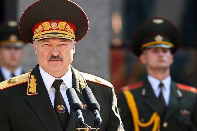 Autokratie in Belarus bröckelt – Lukaschenko gibt sich gesprächsbereit
