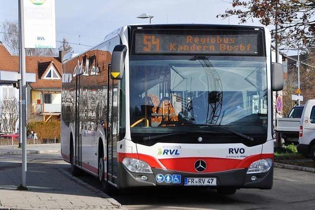 Der Regiobus von Lörrach zum Euroairport wird dieses Jahr nicht in Betrieb gehen