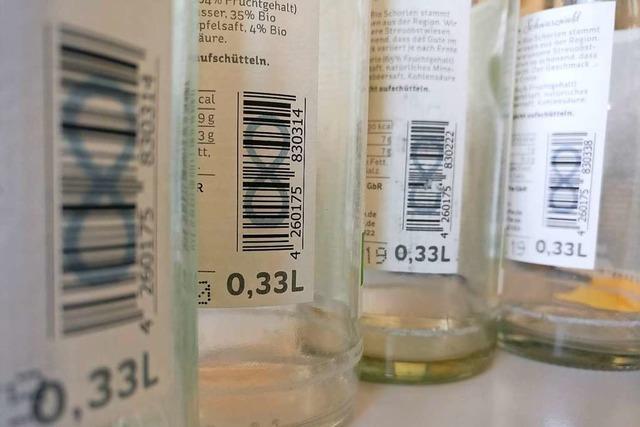 Freiburger Ratsfraktion stört sich an Esoterik auf Saftflaschen für Stadtjubiläum