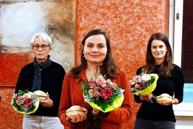Sechs Autoren sind beim Lahrer Murre-Mundartwettbewerb ausgezeichnet worden